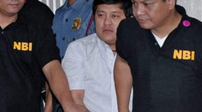 No bail for Philippines suspect