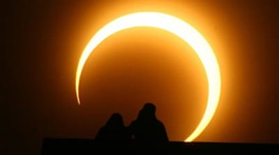 Millions view solar eclipse