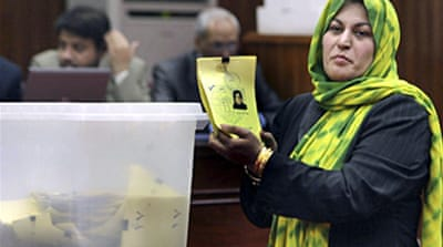 MPs reject Karzai cabinet choices
