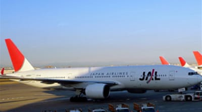 Japan Airlines heads for bankruptcy