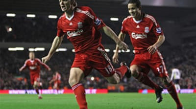 Liverpool keep top four hopes alive
