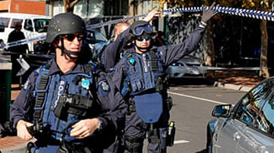'Race motive' in Australia attacks