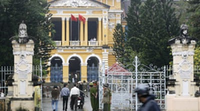 Activists sentenced in Vietnam