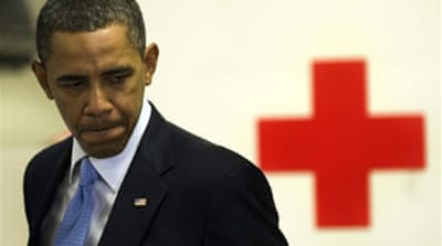 Obama urges healthcare agreement
