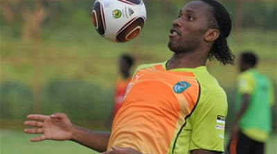 Drogba named Africa's best