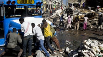 Exodus as Haiti toll passes 150,000