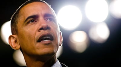 Obama addresses 'deficit of trust'