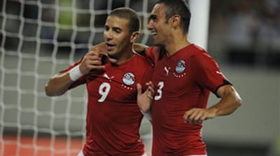 Egypt climb Fifa rankings