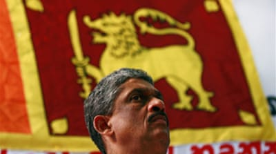 S Lanka ratifies Fonseka conviction