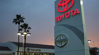 Toyota expands US recall