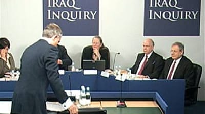 Blair defends Iraq war decision