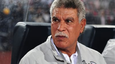 Egypt coach eyes third title