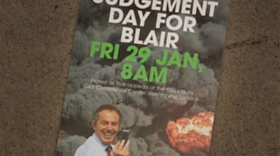 Blair faces UK Iraq war inquiry
