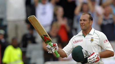 Kallis steadies ship for Proteas
