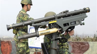 Tensions rise over Taiwan arms deal
