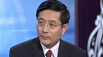 China envoy on Taiwan arms deal