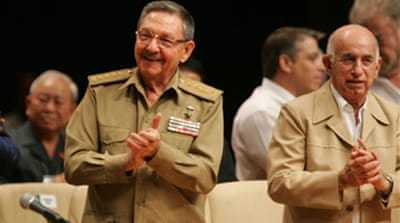 Cuba 'will not bow to pressure'