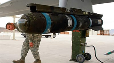 US bolsters Gulf missile defences