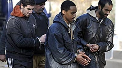 US detainees remanded in Pakistan
