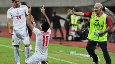 Iran book ticket to Asian Cup