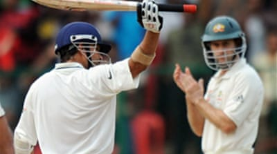 Tendulkar hits 14,000th run
