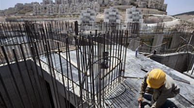 Israel permits new settlement homes