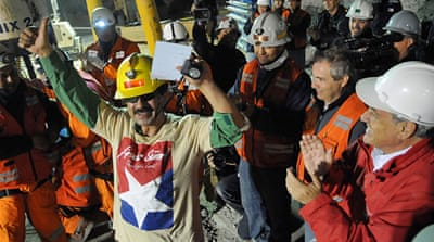 Chile's miners and the media