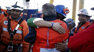 Chile mine rescue: The day after