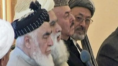 Renewed push for talks with Taliban