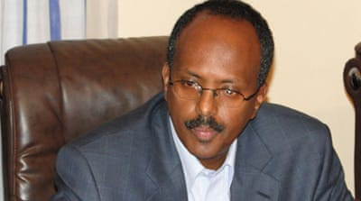 Somali president appoints new PM