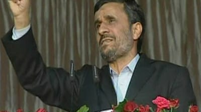 Ahmedinejad cheers south Lebanese