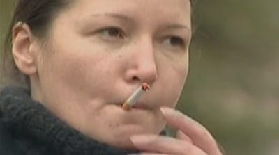 Russia contemplates smoking ban