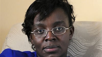 Anger over Rwanda opposition arrest