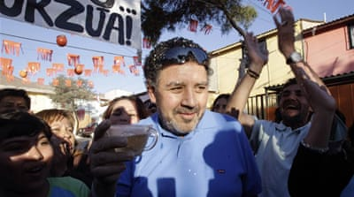 Most rescued Chile miners back home