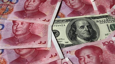 US backs off in China currency war