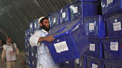 Afghan poll results delayed