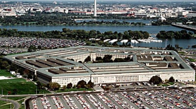 Plan to shrink Pentagon budget