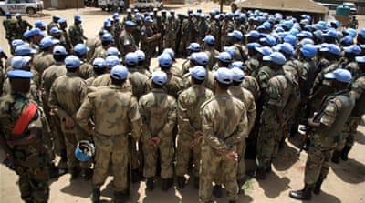 China opposes UN Darfur report