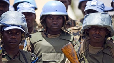 UNAMID has been in Sudan's far-western Darfur region for more than four years [Reuters]