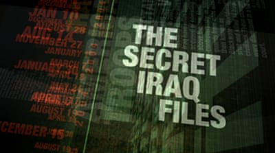 The Secret Iraq Files
