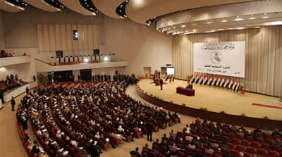 Iraqi parliament holds new session