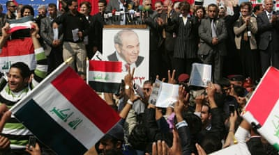 Little promise in Iraq's parliament