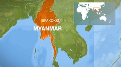 Deaths in Myanmar oil pipeline fire