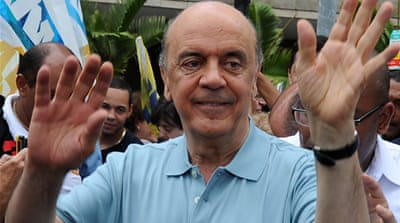 Profile: Jose Serra