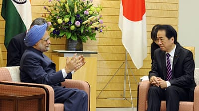 India and Japan sign trade deals