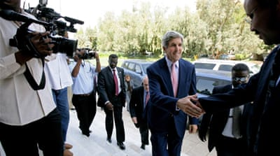 Sudan 'assures' US senator on vote