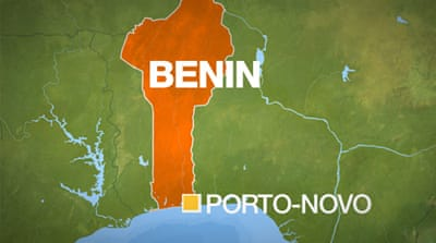 Aid airlift for Benin flood victims