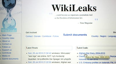 US braces for new WikiLeaks release