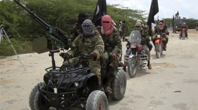 Air strike targets Al-Shabab in Somalia