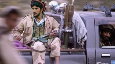 Afghan militia trained in Australia